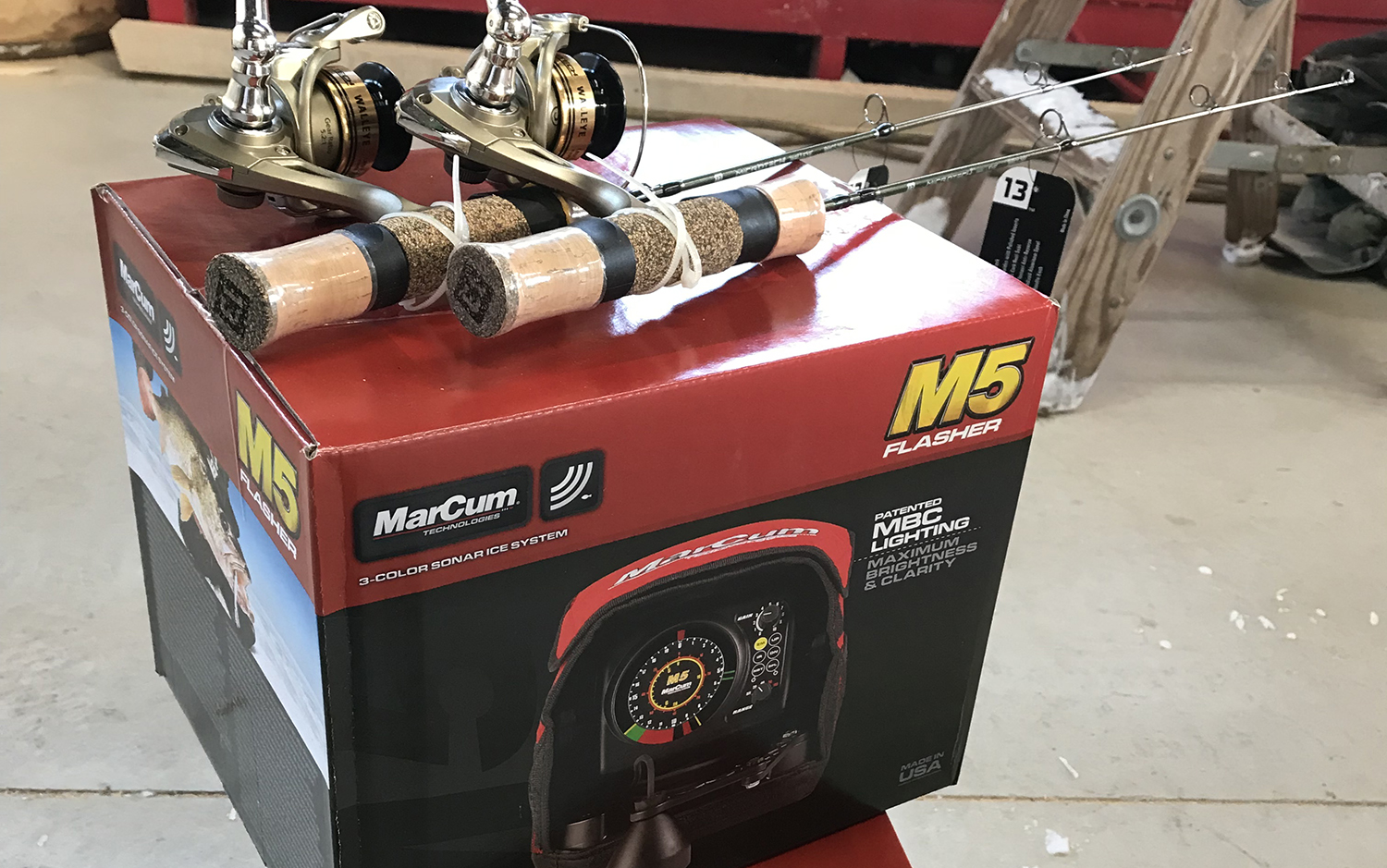A New Year And New Ice Fishing Gear
